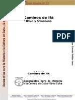 caminos de ifa ofun y omoluos