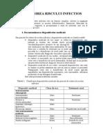 Prevenirea Riscului Infectios (1)