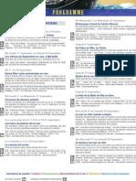 Programme Officiel Sept en Mer