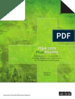 PISA + 2009