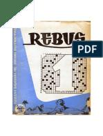 Rebus nr.1 - iulie 1957