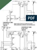 Chevrolet Diagramas Electricos