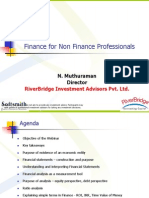 Finance for Non Finance