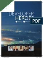 Developer Heroes