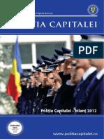 Revista Politia Capitalei - Februarie 2013