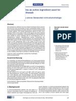 Nano Particule de ArgintHIC-08-05