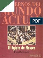 El Egipto de Nasser