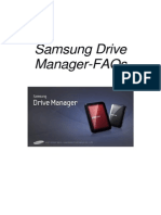 GER_Samsung Drive Manager FAQ Ver 2.5