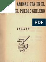 El Corvo y Lenguaje Chileno. Oreste Plath