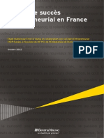 20 Ans de Succès Entrepreneurial en France
