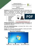 Introdução Infórmatica Aula 01
