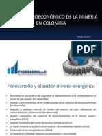 Impacto Socioeconmico de La Minera en Colombia Steiner Mineraencolombia 2 Feb 2012 120411135217 Phpapp01