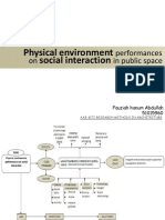 Physical Environment Performances