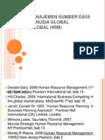TM I SDM Kunci Menuju Pasar Global