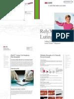 RelyX Luting 2 Folder Int