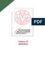 Münchener Indologische Zeitschrift MIZ II - Hindi Bolo
