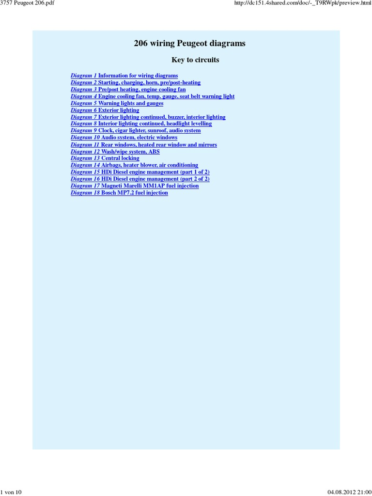 Peugeot 206 Wiring Diagram Acc Relay Wire 1520391794 1 Radio