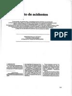 Custo de Acidentes - Prof Castella