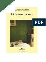 Welsh Louise - El Cuarto Oscuro