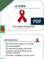 HIV in Zambia (Kalusha Foundation)