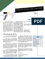 Newsletter Issue 1 2008