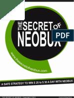 18-The Secret of Neobux