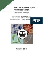 Protocolos de Practicas 2015-1