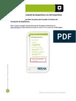 Manual de Inscripción de Dispositivos Wifi
