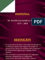 DISPEPSIA UCV - 2014