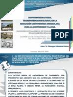 Ponencia Giuseppe