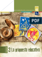 1147 3 La Propuesta Educativa