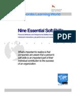 9 Essential Soft Skills
