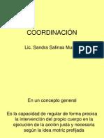 COORDINACIÓN 1