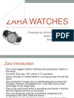 Zara Watches