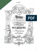 Mozart - Titus