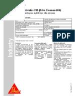 Sika Aktivator 205 - Pt - 07.10