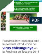 Plan Operativo Chikungunya Tocache