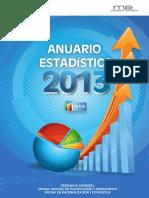 Anuario Est 2013