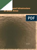 Underground Infrastructure of Urban Areas