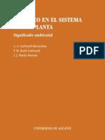 Arsenico en Las Plantas
