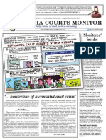 Attorney Makes the Case for a Civil Gideon Policy - 2014-Fall-California Courts Monitor - California Supreme Court Tani Cantil-Sakauye - 3rd District Court of Appeal Vance Raye