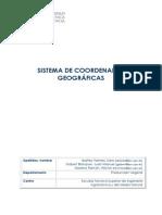 Coordenadas geogrficas
