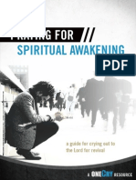 Praying for Awakening