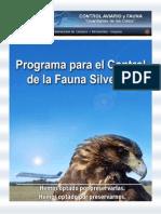 Programa Control Fauna