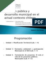 1 Desarrollo y PT