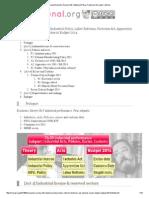 Mrunal Economic Survey Ch9_ Industrial Policy, Factories Act, Labor Reforms