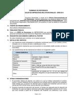 Modelo de Tr Servicio de Alquiler de Impresoras - Erm 2014