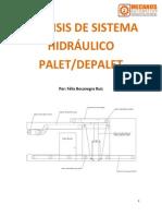 Análisis de Sistema Hidráulico Palet_depalet