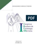 Anais I CongressoBrasileiroCardiologiaVeterinaria