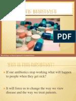 antibioticresitance